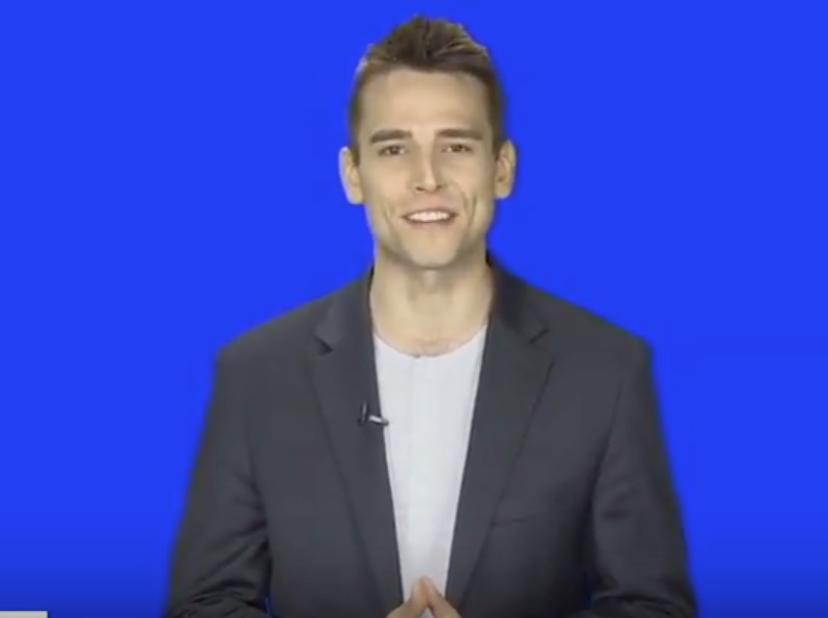 Jonathan Sterritt - Hosting